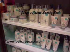 Beauty Box corpo e cabelo