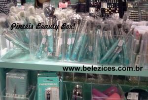 Beauty Box Pincéis