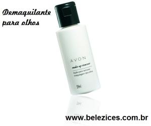 Demaquilante Avon - www.belezices.com.br