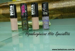 Esmaltes Hits Speciallita