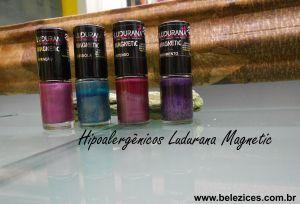Esmaltes Ludurana Magnetic