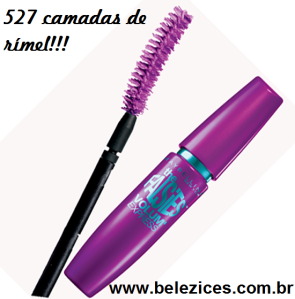 rímel maybelline the falsies