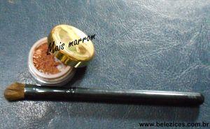 Sombra Bareminerals velvet caramel