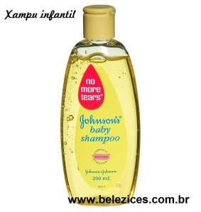 Xampu Johnsons Baby
