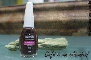 Esmalte Colorama Café