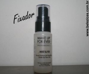 Fixador Make up For ever