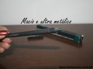 Lápis Pearglide MAC metálico