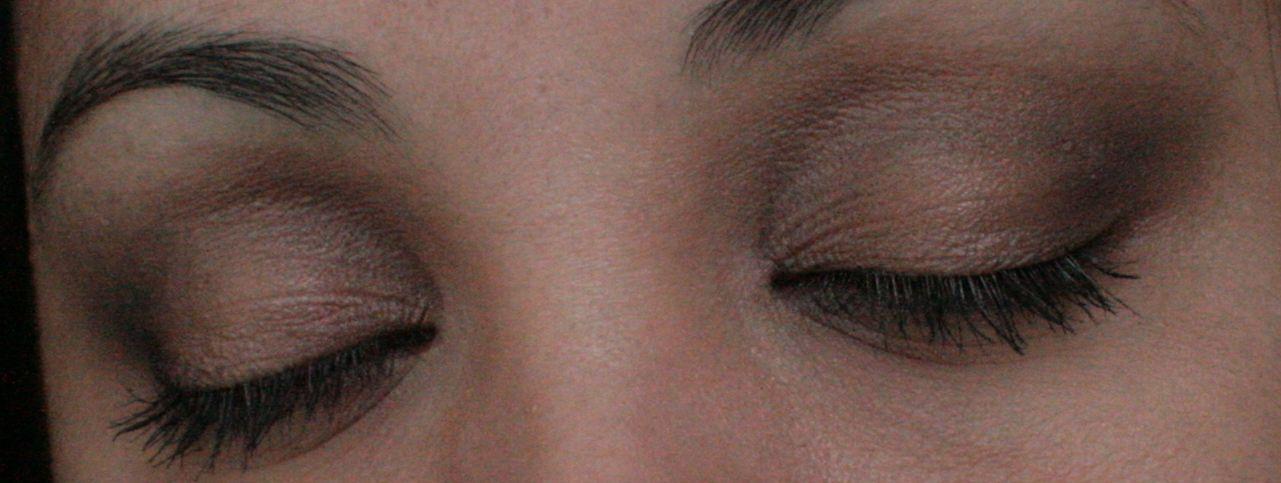 Armario Metal Tok Stok ~ Dicas de maquiagem olho esfumado marrom Belezices Para transbordar confiança