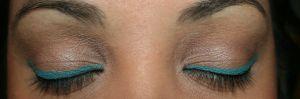 Le Lis Blanc lápis azul turquesa Belezices