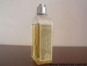 Loccitane sabonete líquido verbena Belezices