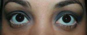 Tutorial Belezices lápis preto + sombra azul - Parte IX