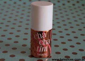Benefit Cha Cha Tint - Belezices